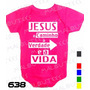 Body Evangélico Gospel Jesus O Caminho Infantil Bebê