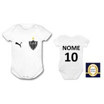 Body Infantil, Body Personalizado, Body Brasileiro, Body Atl