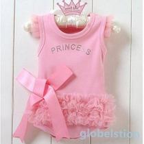 Body Infantil - Vestido - Pronta Entrega