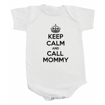Body - Keep Calm And Call Mommy - Personalizados