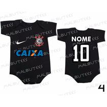 Body Corinthians Time Futebol Palmeiras Flamengo Gremio