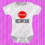 Body Bebe Engraçadas Presente Personalizado Grávida Gestante