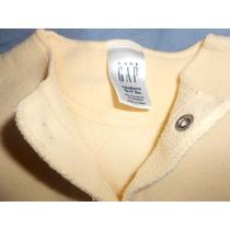 Lindo Conjunto Blusa + Calça Gap 0 A 3 Meses