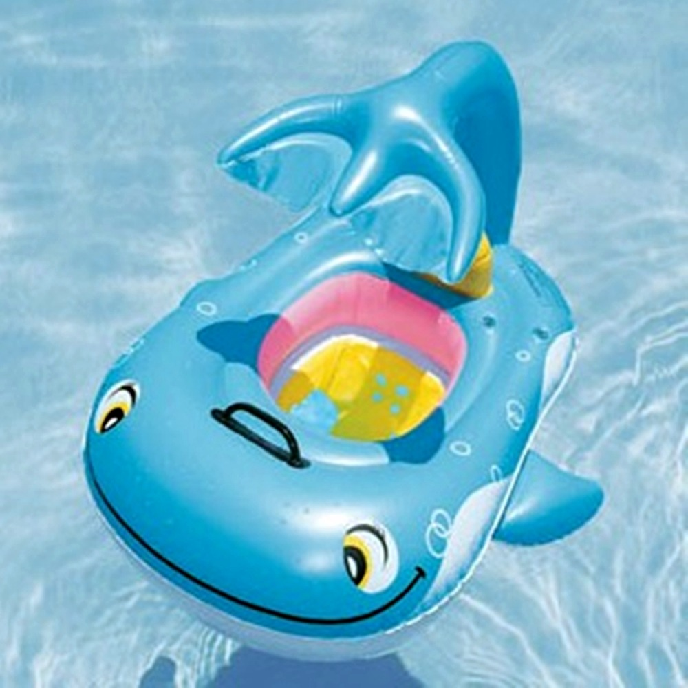 B ia bote infl vel beb baleia c calda nautika p piscina for Banadores para bebes piscina