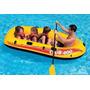 Barco Bote Inflável Club 400 Para / 4 Pessoas Ou 200kg Intex