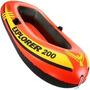 Barco Bote Inflável Boia Para Piscina, Praia E Rio Até 95kg