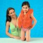 Colete Inflável Infantil Salva Vida Deluxe - 58671 Intex