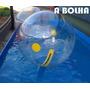 Bolha - Waterball - Sinta A Sensação De Andar Sobre A Água
