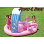 Piscina Inflavel Infantil Playground Intex Hello Kitty