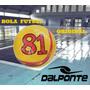 Bola Futsal Dalponte Since 81 Amarela Original