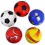 Bola Futebol Campo Costurada Câmara Ar Mais Barato