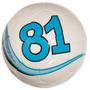 Bola De Futebol De Campo 81 Goal Maker Branca
