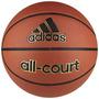 Bola Adidas Basquete Oficial All Court Tam7 X35859 Original