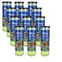 Bola Tenis Wilson Tour Select - Pack 48 Bolas - 12 Tubos