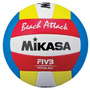 Bola Vôlei Mikasa Beach Attack Vxs-ba Fivb Oficial