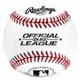 Bola De Beisebol Rawlings Olb3 Da Liga Americana De Baseball