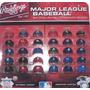 Mini Capacete Baseball Mlb - Coleção Completa 30 Times