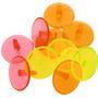 Marcadores De Golfe - Bola De Plástico Neon Assorted Colour