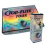 Caixa De Bolas De Golfe Top Flite Tour Com 3 Unidades