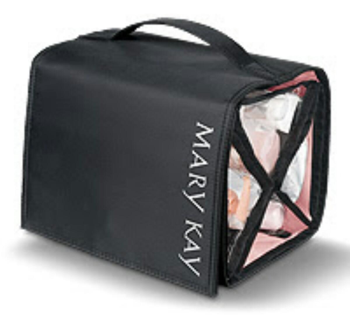 Bolsa Dourada Mary Kay : Bolsa multiuso para produtos mary kay r no