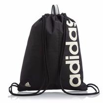 Bolsa De Academia Adidas Performance Linear - Cor Preta