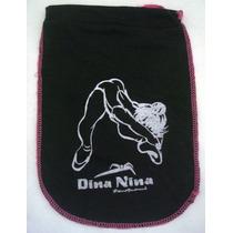 5364 Sacola Para Sapatilhas Do Dance Dina Nina, Original E E