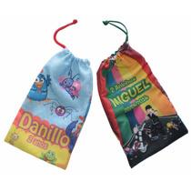 10 Saquinho Surpresa Mochilinha Sacolinha Personalizada Bag