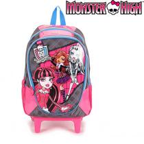Mochilete Grande Monster High 14y01 Sestini 62820
