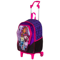 Mochilete Grande Monster High Scaris Sestini 62981
