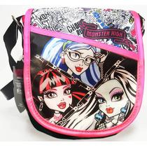 Monster High Bolsa Crossbody Ghoulia Frankie & Draculau 2014