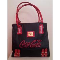 Bolsa Feminina Coca-coca. Pronta Entrega.