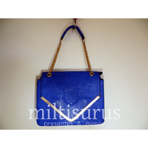 Bolsa Feminina Azul Royal - Cod. 146