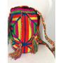 Bolsa Wayuu Colorida Original So Por Hoje Oferta Natal !