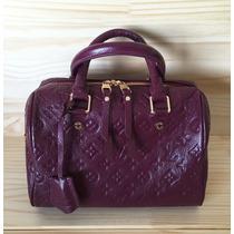 Bolsa Louis Vuitton Speedy Bandouliere 25 Couro Lv
