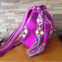 Bolsa Colombiana Wayuu Original!! Imperdível!!