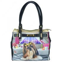 Bolsa Rafitthy Be Forever Shitzu Zebra 11.61110 | Catmania