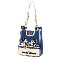 Bolsa Do Mickey E Minnie Exclusividade Disney 100% Original