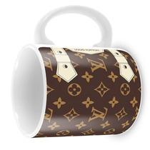 Caneca Bolsa Louis Vuitton