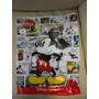 Sacola Disney Plastico Papel Presente Tam P Mickey Minnie