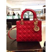 Bolsa Lady Dior 100% Original!!