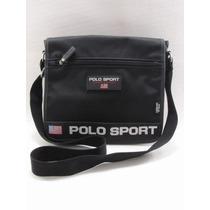 Bolsa Polo Sport Ralph Lauren Original De R$599 Por $199!