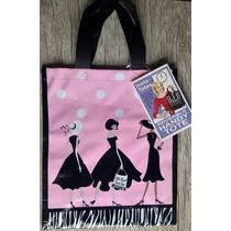 Lancheira - Lunch Bag Meninas No Shopping
