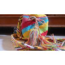 Mini Bolsa Wayuu - Original Colombia - Envio Gratis
