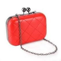 Bolsa Clutch Vermelha- Pronta Entrega