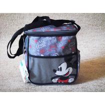 Bolsa Lancheira Mickey Disney 100% Original E Importada