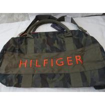 Tommy Hilfiger¿bolsa Duffle¿nova¿com Etiqueta