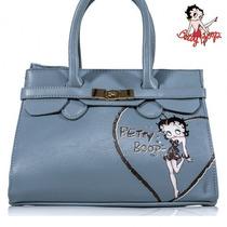 Bolsa Betty Boop Coleção Spike
