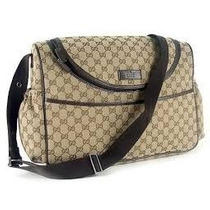 Diaper Bag Gucci Mala/bolsa Maternidade Entrega Imediata