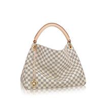 Linda ...bolsa Feminina Luiz Vuitton Bege - Cod 124