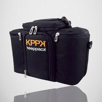 Bolsa Térmica Com Compartimentos - Keeppack - Grande Keeppac